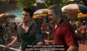 Uncharted 4 : A Thief's End - Making of #2