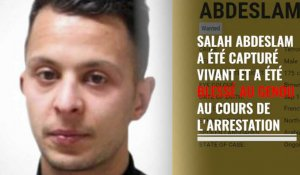 Attentats de Paris : Salah Abdeslam capturé à Molenbeek