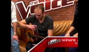 The Voice  : Cover : Toxic - Britney Spears - Par Clément Verzi et Sofiane  - TF1