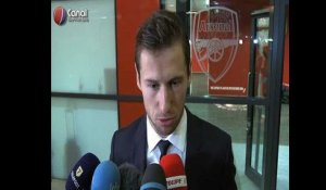 Arsenal / PSG - La reaction de Krychowiak