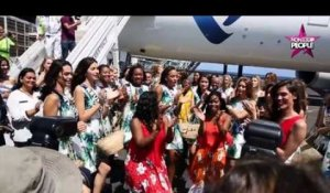 Miss France 2017 : La séance photo en bikini a failli virer au drame (VIDEO)