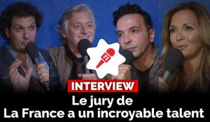 Le jury de La France a un incroyable talent juge David Ginola