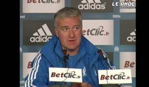 "Deschamps : ""Mandanda, niveau mondial"""
