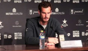 "ATP - Madrid - Andy Murray  : ""Un grand merci à Amélie Mauresmo"""