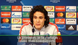 "8es - Cavani : ""Si on s'impose, on s'imposera collectivement"""