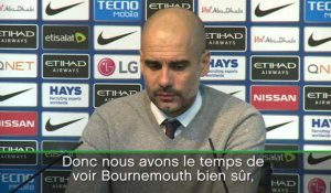 "Man City - Guardiola : ""Monaco ? On va devoir aller à la salle de sport !"""