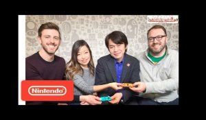 5 Things You May Not Know About Nintendo Switch - Nintendo Minute Video