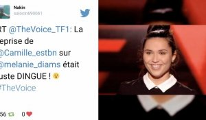 The Voice 6 : Camille Estaban cartonne chez les internautes !