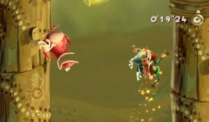 Rayman Legends - Trailer Challenges App