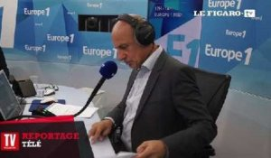 Une minute avant le direct de... Jean-Michel Aphatie sur Europe 1