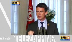 Ping-pong verbal entre Aubry et Valls
