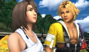 Final Fantasy X/X-2 HD Remaster - Trailer Saint Valentin