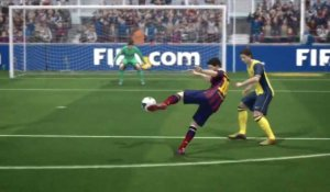 FIFA 14 - Trailer de Gameplay Gamescom 2013