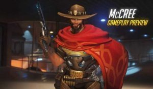 Overwatch - Aperçu de Gameplay : McCree