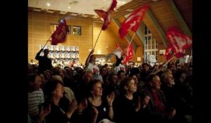 Meeting Delanoe a Avallon - une anne en france