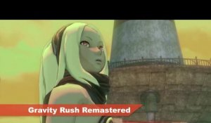 Gravity Rush Remastered - Bande-annonce