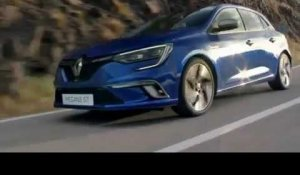 2015 New Renault MEGANE and MEGANE GT product film | AutoMotoTV