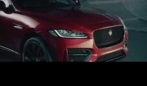The All-New Jaguar F-PACE - Design | AutoMotoTV