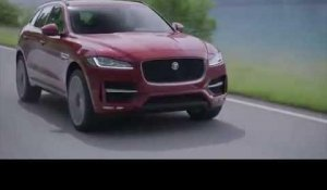 The all-new Jaguar F-PACE - Driving Video in Italy | AutoMotoTV