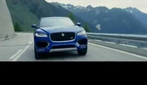 The All-New Jaguar F-PACE - Full Range | AutoMotoTV