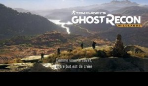 Tom Clancy's Ghost Recon Wildlands - Processus créatif