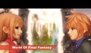 World Of Final Fantasy - Bande-annonce