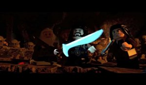 "LEGO : Le Hobbit - Trailer ""Buddy Up"""