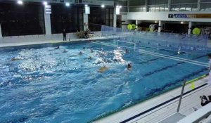 Water-polo : le CNM s'impose face à Montpellier