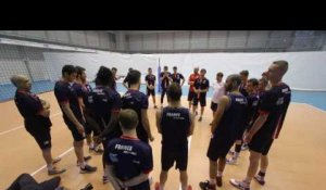 Volley-ball/JO-2016 : la France vise le podium