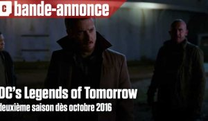Bande-annonce pour la saison 2 de DC's Legends of Tomorrow