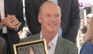 Michael Keaton décroche son étoile à Hollywood !