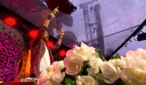 David Guetta à Tomorrowland 2016 en Belgique