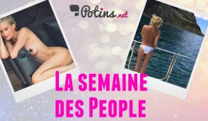 La semaine des People : Laeticia Hallyday nue et Britney Spears topless