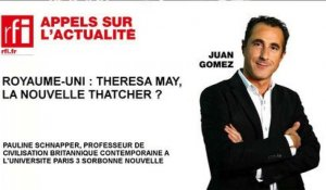 Royaume-Uni : Theresa May, la nouvelle Thatcher ?