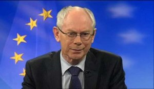 Accident d'autocar en Suisse: le message d'Herman Van Rompuy