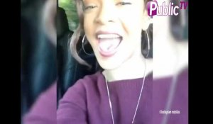 Rihanna : Direction Lyon en mode total détente !
