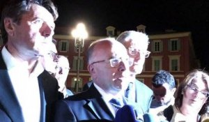 Attentat de Nice : l'intervention de Cazeneuve