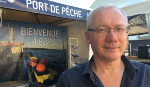 Le port de pêche au Festival interceltique