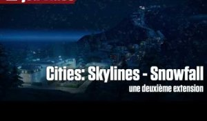 Cities: Skylines - Snowfall - Bande-annonce