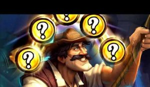 LE DECK PALADIN SECRET RENO JACKSON ! CANCER CONTROLE