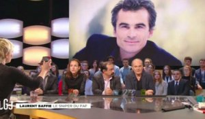 Laurent Baffie clash Raphael Enthoven dans le grand journal ! -Zapping People du 04/02/2016