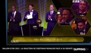Lionel Messi Ballon d'or 2015 : la réaction surprenante de Cristiano Ronaldo (Vidéo)