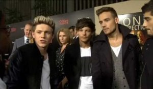 Les One Direction remercient Lady Gaga