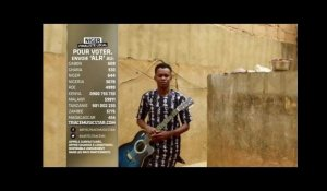 "Airtel TRACE Music Star : ""Vote pour moi"" Finaliste Niger"
