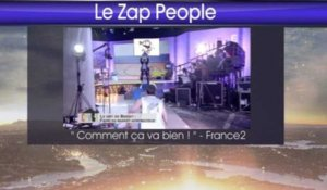 Le Zap People du 16 avril