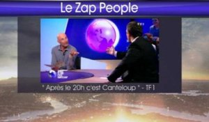 Le Zap People du 24 avril