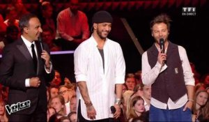 Christophe Maé dans The Voice ?