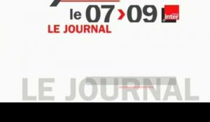 Le journal de 8h00 du 16 mai 2016 - Marc Fauvelle