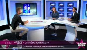 Keen'V sur Non Stop People : le replay