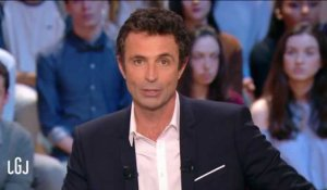 Victor Robert remplace Maïtena Biraben au Grand Journal